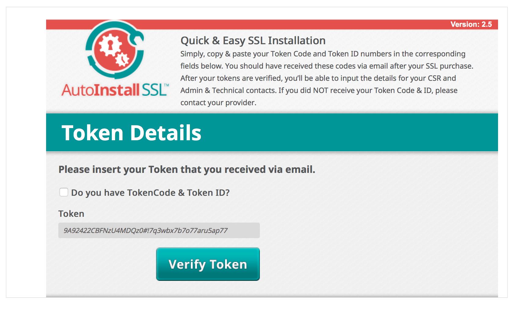 Ssl Zertifikat Mit Autoinstall Ssl Installieren Faq Greenwebspace